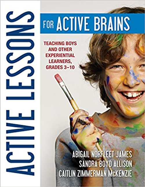 Capture students' attention with less talk and more action. The authors follow the best-selling Teaching the Male Brain and Teaching the Female Brain with this collection of mathematics, language arts, science, and classroom management strategies. Applicable to male and female active learners, the research-based text provides a wealth of examples, visuals, and material that can be easily reproduced to address experiential learners' common challenges.