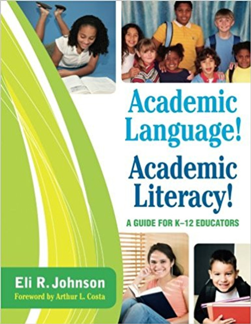 This practical guide provides 36 hands-on strategies for helping ELLs learn the necessary skills to decipher academic language in reading, writing, listening, and speaking.