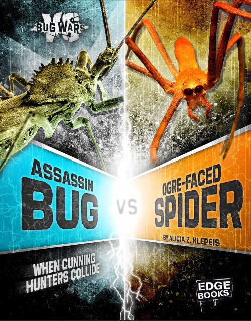 <p>Describes the characteristics of assassin bugs and ogre-faced spiders, and what may happen when these bugs encounter one another in nature</p>