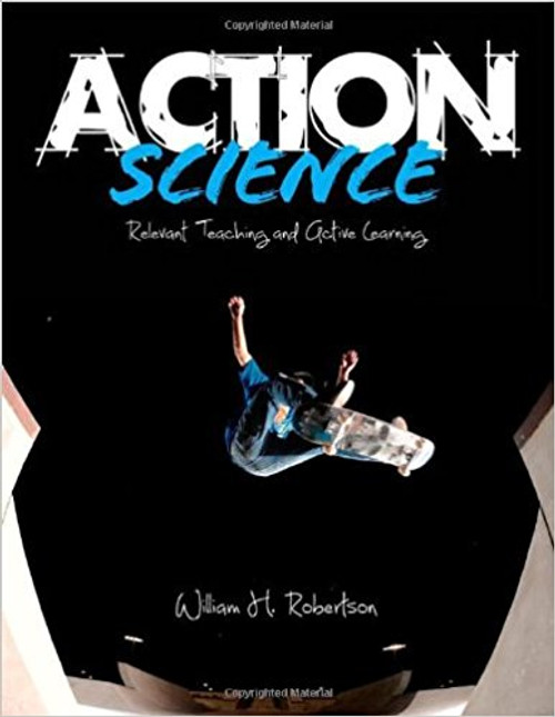 <p>Think action sports like skateboarding and BMX have nothing to do with physical science? Think again, especially as they relate to fundamental physics concepts--not to mention the problem solving required. What's more, because kids will want to, observing action sports is the perfect vehicle for promoting self-directed and collaborative learning . . . with Action Science as your driver's manual.</p>