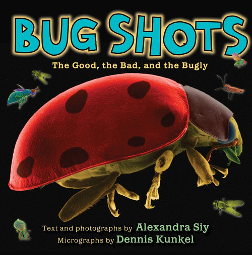 <p>Bugs bite, drink blood, and rob food from gardens and fields. They can even kill plants, animals, and, occasionally, people. Is bugging a crime? Alexandra Siy compiles 'rap sheets' on several of the major categories of bugs and takes a very close look at some of the types of insects in an engaging text. The fascinating photo micrographs magnify insect parts from 10 to 300,000 times their actual sizes</p>