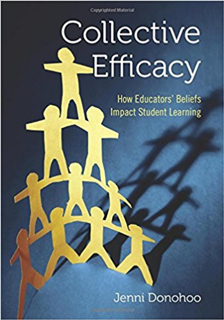 If educators' realities are filtered through the belief that they can do very little to influence student achievement, then it is likely these beliefs will manifest in their practice. The solution? Collective efficacy (CE)--the belief that, through collective actions, educators can influence student outcomes and increase achievement. Educators with high efficacy show greater effort and persistence, willingness to try new teaching approaches, and attend more closely to struggling students' needs. This book presents practical strategies and tools for increasing student achievement