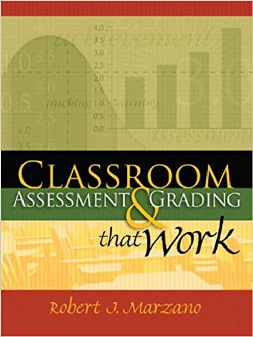 Classroom Assessment & Grading That Work