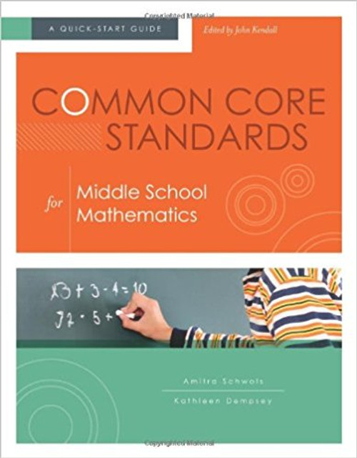 This concise yet comprehensive look at the structure, terminology, and emphases of the Common Core State Standards for Mathematics at the middle school level provides the information teachers need to begin adapting their practices and planning lessons that will promote conceptual understanding, highlight real-world application, and prepare students for more advanced study.