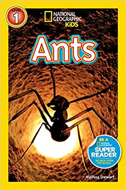 Ants are everywhere. They creep, they crawl, they climb, and they fall. But they get up and they keep on working. Ants come in all different shapes, different sizes, and different colors. And they do alotof different jobs. These hard-working little creatures thrive wherever they go, making whatever adaptations necessary in their ever-changing world.