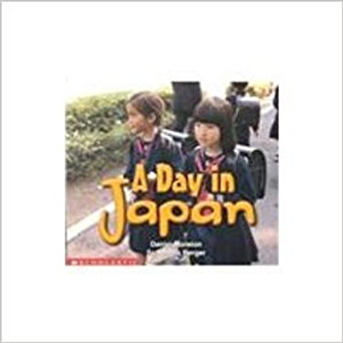 A Day in Japan by Daniel Moreton