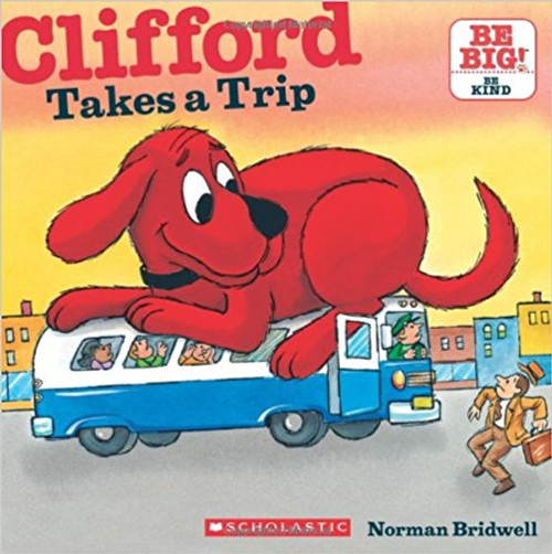Clifford sets out to find the family he lives with when he's left at home while they go on a trip.