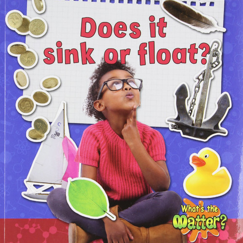 <p>Vibrant photographs and accessible text introduce young scientists to the concept of density. Readers are encouraged to explore what makes some objects float and others sink.</p>