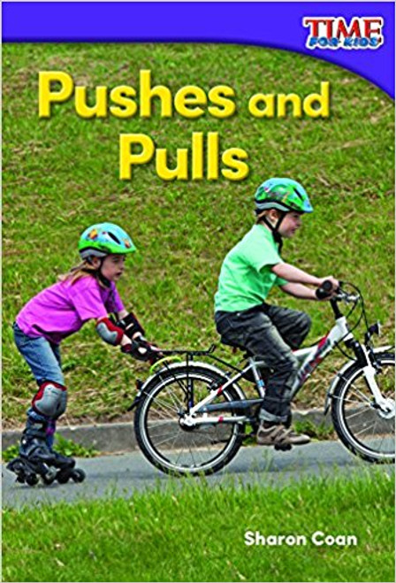 Pushes and Pulls by Sharon Coan