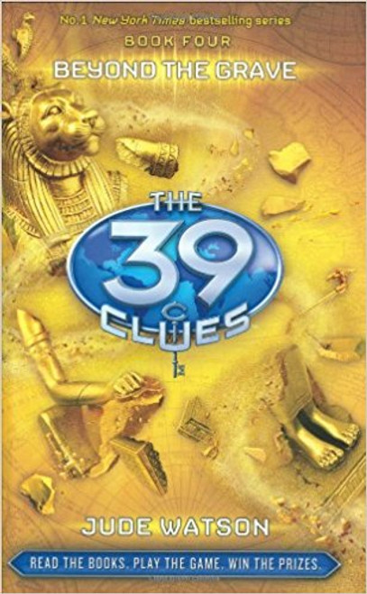 <p>Amy and Dan are hot on the trail of the fourth Clue, but their ruthless relatives will stop at nothing to eliminate them from the competition. Their hunt leads them to an ancient city that has been a hot bed of Cahill activity for centuries. The clock is ticking for Amy and Dan. Includes six game cards.</p>