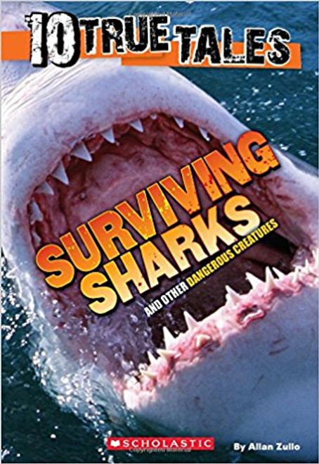 <p>Ten true stories of real-life survivors of attacks by some of the animal kindgom's scariest predators!</p>