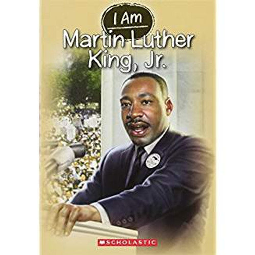 I Am Martin Luther King Jr by Grace Norwich