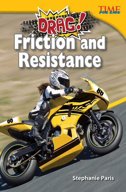 <p>In this stimulating nonfiction book, readers will discover the various types of friction--including rolling friction, sliding friction, fluid friction, and static friction--and the huge impacts it has on nature, machines, and our lives. In addition, readers are encouraged to perform basic experiments to assist in the understanding of friction, kinetic energy, and water resistance. With real-life examples, colorful images, accommodating graphs and charts, and informational text, children will be inspired and engaged as they move through this book.</p>