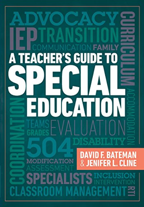 A Teacher's Guide to Special Education