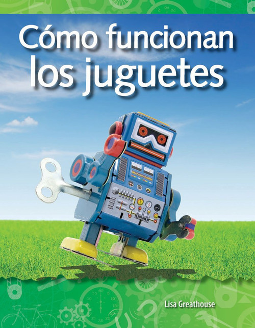 <p>Readers won't have to disassemble their favorite toys to discover what makes them work. This Spanish-translated book explores electric, magnetic, and motion-powered toys from design to function. It introduces readers to six simple machines and explains how they use force and motion to do work. Not every toy is a technological marvel. Readers learn about time-honored favorites including the rocking horse, Slinky, and rattles.</p>