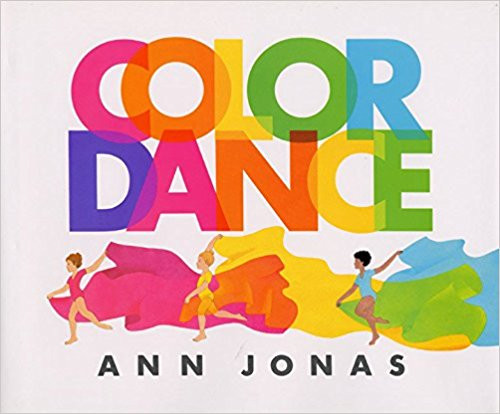 What happens when red and yellow are mixed together? How about yellow and blue? This joyous and exuberant book is as colorful as the spectrum and as full of motion as a ballet.