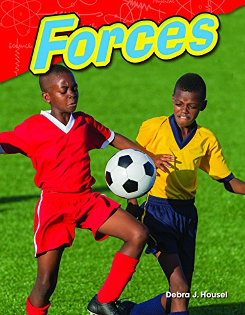 <p>Forces are all around us! A force can make something move or stop moving. Even though we can not see them, forces are always at work. Learn about gravity, friction, and magnetism and how these forces affect our daily lives. Colorful images pair with easy-to-read text to keep students engaged from cover to cover. This reader also includes instructions for an engaging science activity to further students' understanding of forces. A helpful glossary and index are also included for additional support.</p>