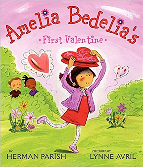 In this fun picture book, Amelia Bedelia gets her very first Valentine's Day card. Full color.