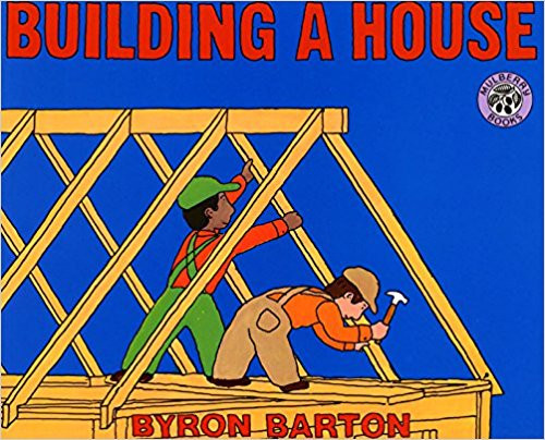 Building a House by Bryan Barton