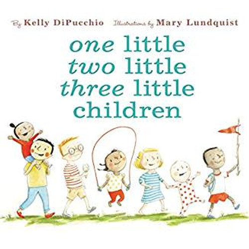 A rhyming celebration of the diversity and universality of children and their families