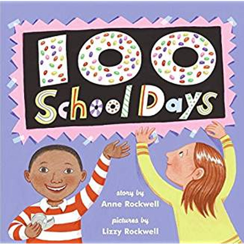 Now in paperback, this fun-filled picture book by an award-winning mother-and-daughter duo features Mrs. Madoff's beloved classroom celebrating their first 100 days of school. Full color.