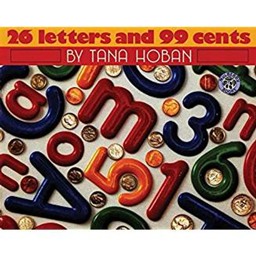 "Toddlers who know the 26 letters of the alphabet and can count to 99--or are just learning--will love Hoban's brilliant creation. This innovative concept book is two books in one. ""A winner!""--""School Library Journal,"" starred review. A ""School Library Journal"" Best Book of the Year. Full-color photos."