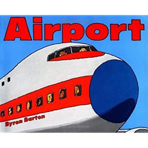 <p>From the time of arrival at a bustling terminal to the wonder of a big jet lifting off the runway, Byron Barton captures in rich, bright pictures and very easy words all the exciting magic of an airport.</p>