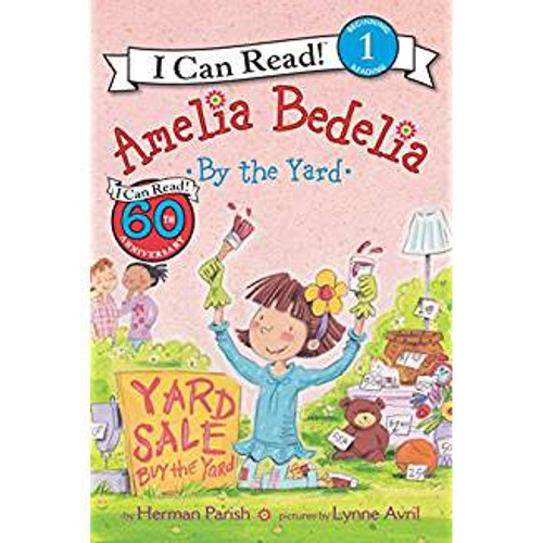Amelia Bedelia's mother loves garage sales so much she decides to have one herself. But Amelia Bedelia loves her garage and does not want to sell it, so she and her parents decide to call it a yard sale instead. People come from all over the neighborhood to buy Amelia Bedelia and her parents' old things, and one woman even buys the yard