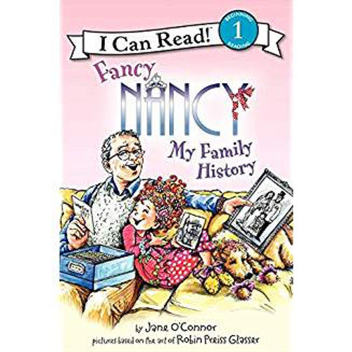 Nancy wants to do an interesting school report on her ancestor. (That's fancy for a family member who lived long ago.) But will she remember to stick to the plain truth?