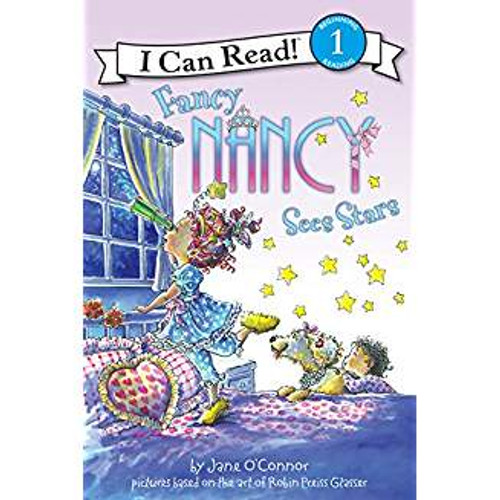 Young readers are sure to delight in this newest addition to the I Can Read series, sharing in Fancy Nancy's anticipation and disappointment when a class trip to the planetarium doesn't go as planned. But with her trademark panache, Nancy manages to make even this frustrating situation fun.