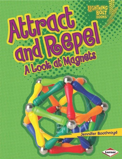 <p>A colorful magnet holds a drawing to a fridge. Paperclips stick to a magnet. Magnetic forces are at work all around you. But what exactly is a magnet? And how do magnets work?</p>