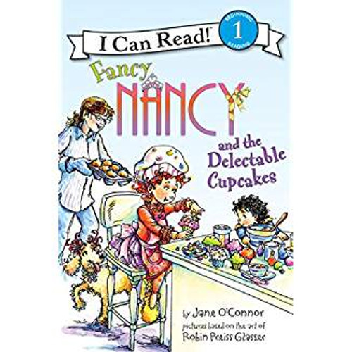 It's time to get ready for the school bake sale, and Nancy's all ears. With Mom's help, Nancy remembers to follow all of the directions for a delectable batch of cupcakes--except for one very important detail. Full color.