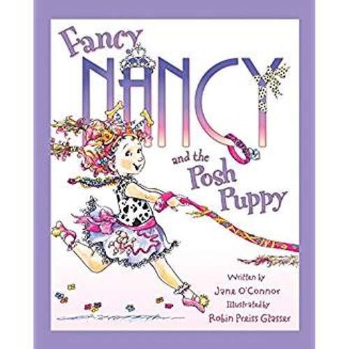 Fancy Nancy returns in this fantastic follow-up. When her family decides to get a puppy, Nancy is determined to find an appropriately fancy puppy. In a humorous and heartwarming story, Nancy discovers that real fanciness does not depend simply on appearance. Full color.