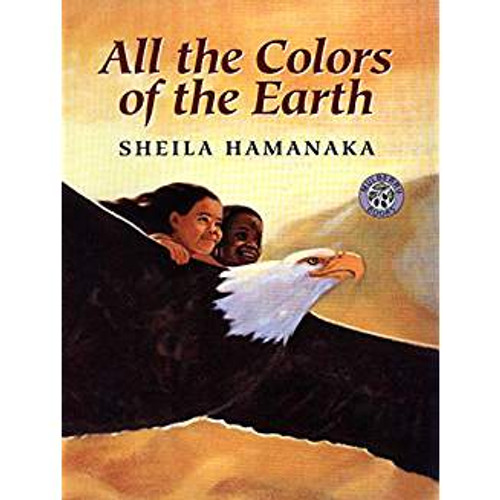 Celebrate the colors of children and the colors of love--not black or white or yellow or red, but roaring brown, whispering gold, tinkling pink, and more. Full color.