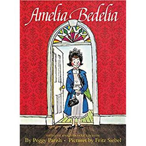 Amelia Bedelia by Herman Parish