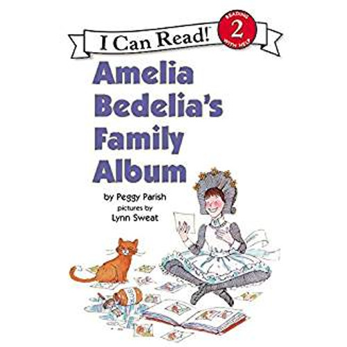 Who could be more zany than Amelia Bedelia, everyone's favorite literal-minded housekeeper? Her family, of course. This I Can Read Book* introduces younger readers to the wacky members of this very original, very funny family. Full color.