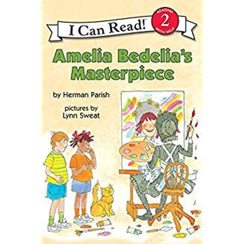 """At the museum, Amelia Bedelia encounters a man named Art, a boy named Drew, and a painting thief. It's enough to make the literal-minded housekeeper's head spin. Will her entire visit be a """"bust""""? Full color."""