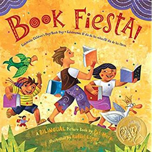 Children read aloud in various settings to celebrate of El dia de los ninos, or Children's Day, in this bilingual story. Includes facts about Mexico's annual celebration of children and the book fiestas that are often included.