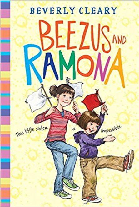 "Republication of this classic title, featuring new art and cover, celebrates the August 1999 release of the first Ramona book in 15 years, ""Ramona's World."" In this perennial bestseller, Beezus and Ramona learn about the challenges of sisterly love."