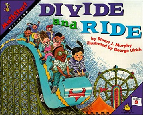 Scream down the Dare-Devil Coaster and whirl around in the Twin Spin cars. Join in the carnival fun as 11 friends divide up to fit on the two-to-a-seat roller coaster and the four-to-a-cup teacups ride. Predivision skills have never been so exciting. Full color.