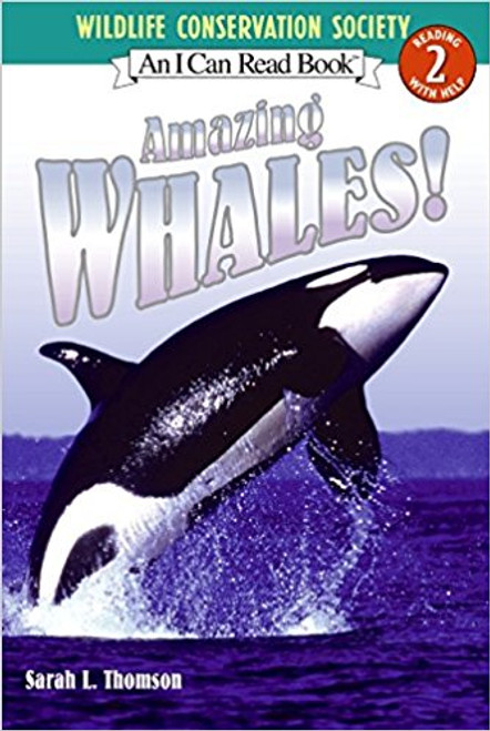 Featuring breathtaking photographs from the Wildlife Conservation Society, this exceptional book for beginning readers explores one of the most amazing animals in the sea. Full color.