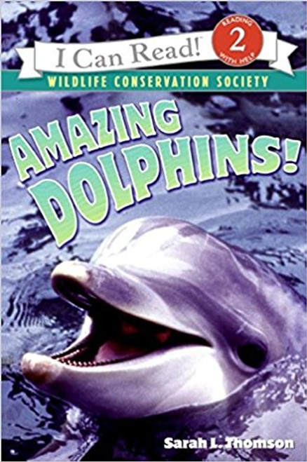 Featuring outstanding, full-color photos from the Wildlife Conservation Society, one of the world's most esteemed wildlife conservation organizations, this title introduces beginning readers to dolphins.