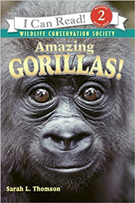 Exceptional writing, paired with the Wildlife Conservation Society's stunning photographs, introduces readers to basic facts of gorilla life and the similarities shared by these animals and humans, highlighting how gorillas are part of a family, play with their children, and communicate. Full color.