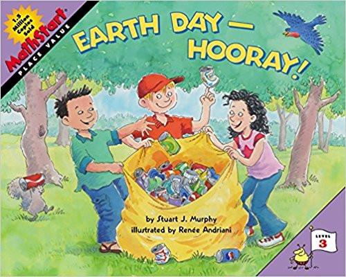 Earth Day--Hooray! by Stuart J Murphy