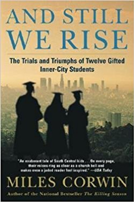And Still We Rise: Book One of the Riftwar Legacy by Miles Corwin