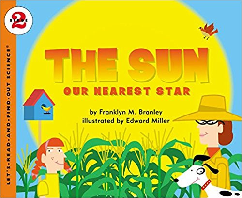 The Sun: Our Nearest Star by Franklyn Mansfield Branley
