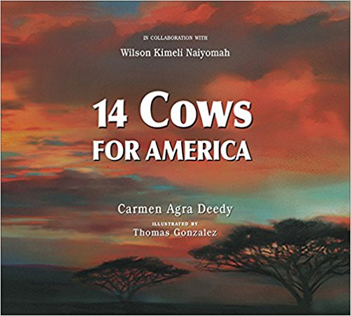 <p>Maasai tribal members, after hearing the story of the September 11 attacks from a young Maasai, who was in New York on that day, decide to present the American people with 14 sacred cows as a healing gift.</p>