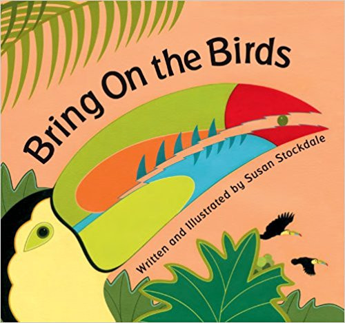 Rhyming text and illustrations provide an introduction to exotic and familiar birds