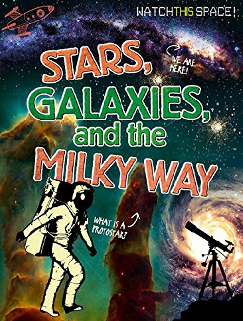<p>Learn all about the sparkling world of stars from their beautiful births to their dramatic deaths. This fun book describes our very own star, the Sun, as well as best-friend binary star pairs and dense neutron stars. Gaze at gorgeous galaxies and marvel at the Milky Way.</p>