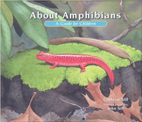 Describing the basic characteristics all amphibians share, as well as the features that distinguish them, About Amphibians explores everything from methods of communication to protection against enemies. As in the previous About ... books, an afterword provides additional information and will inspire readers to learn more.